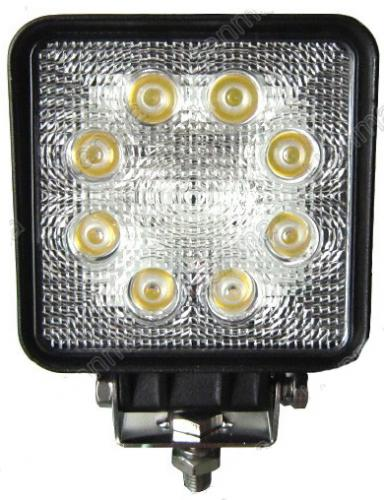 LED-Arbetslampa  24W 9-32Vdc IP67