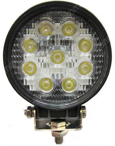 LED-Arbetslampa 27W 9-32Vdc IP67