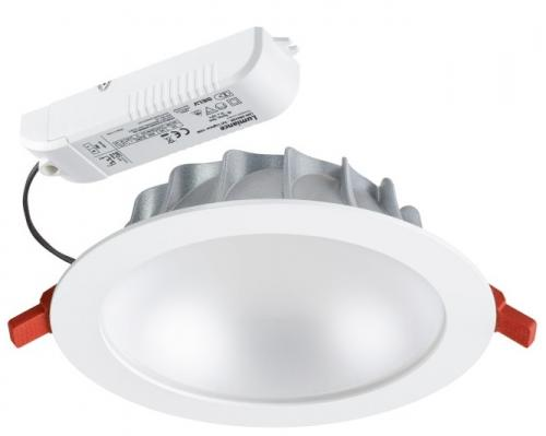 Luminance  Dimbar LED SYL-LIGHTER 195 15W/830 3000K 1367lm IP44 F