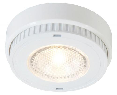 MEGAMAN LED-Downlight Palmlite 5W 230Vac 60grader 2800K 200cd IP20