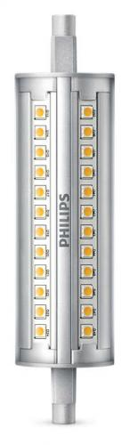 PHILIPS Dimbar LED-R7S 14W 230V 4000K 1600lm  Min.Leverans:4st