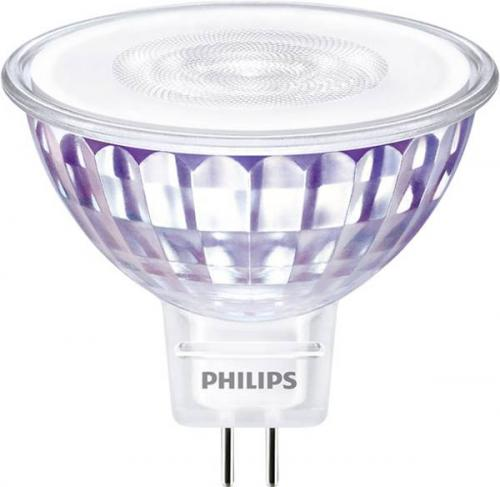 Philips DIM LED MR16 12V 5W (35) 2700K 345lm 36D Min.Leverans:6st