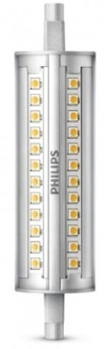 PHILIPS Dimbar LED-R7S 14W 230V 3000K 1500lm  Min.Leverans:4st