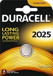 Duracell litium batteri mini CR2025 DL2025 ECR2025