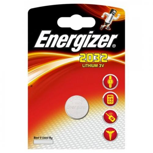Mini litiumbatteri Energizer CR2032