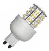 60st SIVAL LED-G9 4,0W 220-265Vac 2700K 300lm