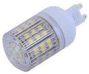 37st SIVAL Dimbar LED-G9 10-30Vdc/220-265Vac 5W 2700K 425lm