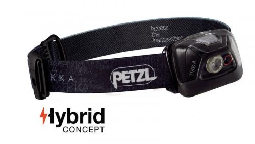Petzl Tikka Headlamp E93AAA Black model 2017