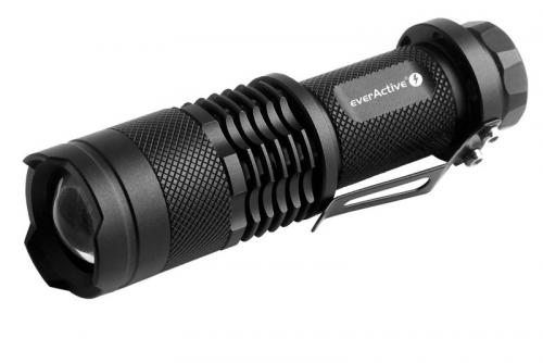 "everActive ficklampa FL-180 ""Bullet"" med CREE XP-E2"