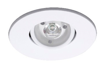 Lumiance LED INSTAR MINI 3W/830 3000K 90lm IP23 45° vit