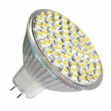 LED MR16 GU5,3 12V 4W/827 2700K 458lm