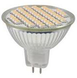 LED-MR16 10-30Vdc/10-18Vac 2,5W 2700K 330lm
