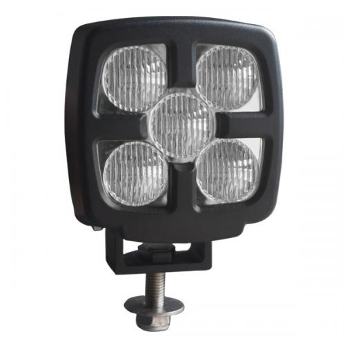 LED-Arbetslampa 25W 9-80Vdc IP68