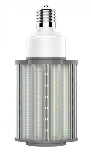 Sanpek-LED CORN E27 63W/840 4000K 9500lm IP64