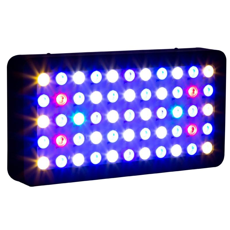 165W Full Spectrum LED Aquarium Lamp