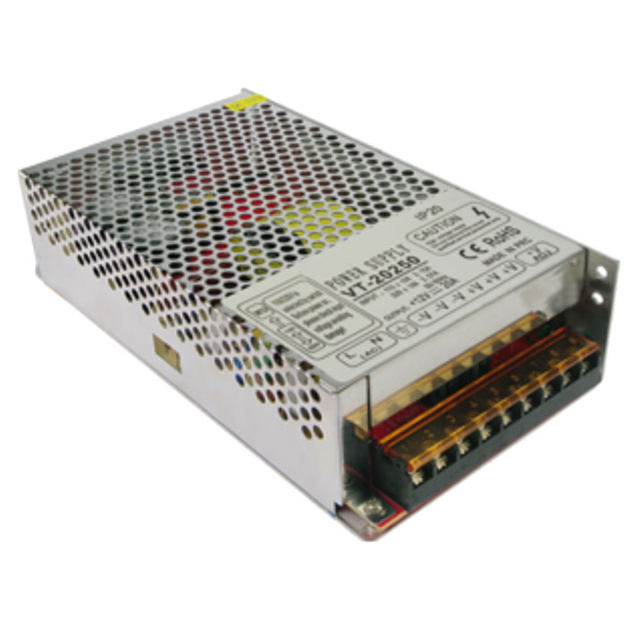 250W SMPS Power Supply, 12V