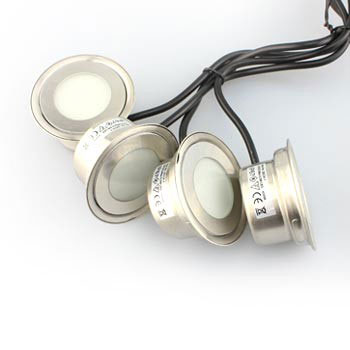 6-Pack Round LED Decklight