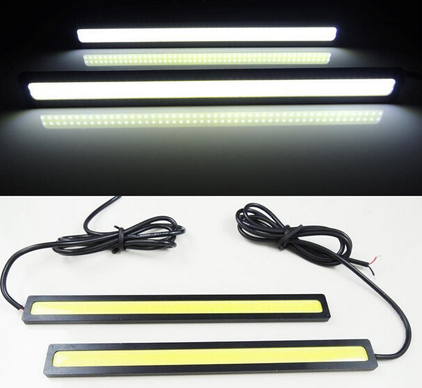 LED Varselljus - 12V - 20W 2st
