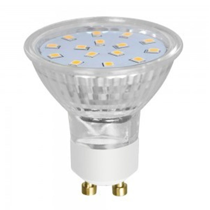 LED Spotlight 2.5W GU10 JDR