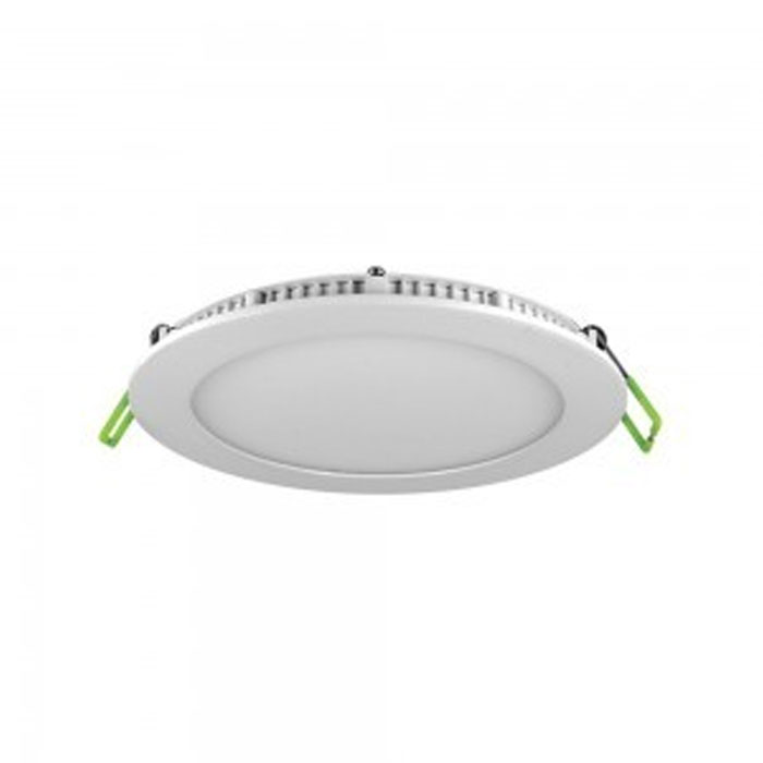 12W Round LED Panel with Power Supply