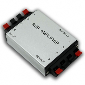 Amplifier for RGB LED Strips