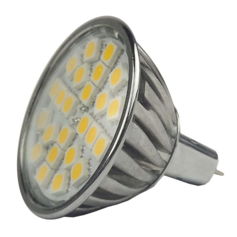 MR16 / GU5.3 5W LED Spot 12V