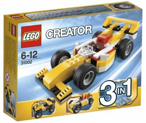 LEGO 31002 Superracerbil