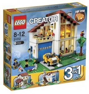 LEGO 31012 Familjens hus