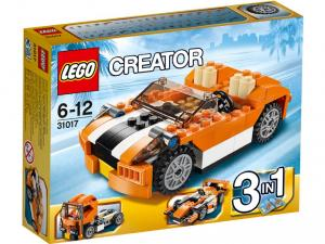 LEGO 31017 Orange sportbil