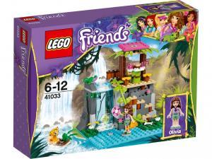LEGO 41033 Räddning vid djungelvattenfallet