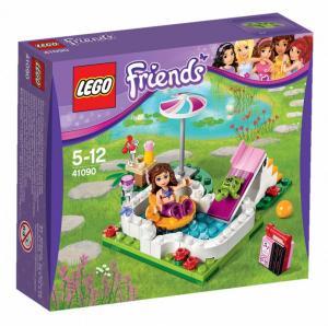 LEGO 41090 Olivias trädgårdspool