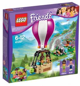 LEGO 41097 Varmluftsballong i Heartlake