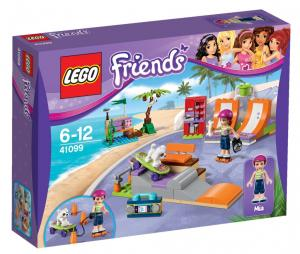 LEGO 41099 Heartlakes skateboardpark