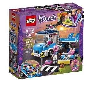 LEGO 41348 Service- och underhållsbil