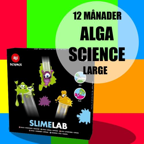 Alga Science - Large