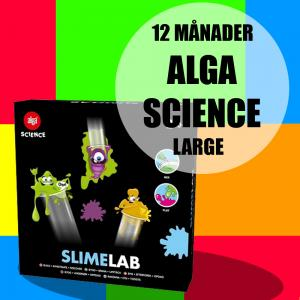 Alga Science - Large