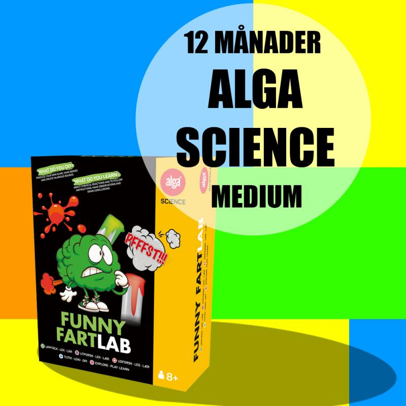 Alga Science - Medium