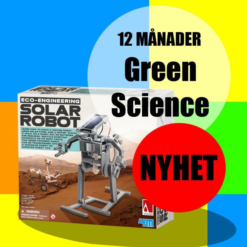 Green Science - NYHET