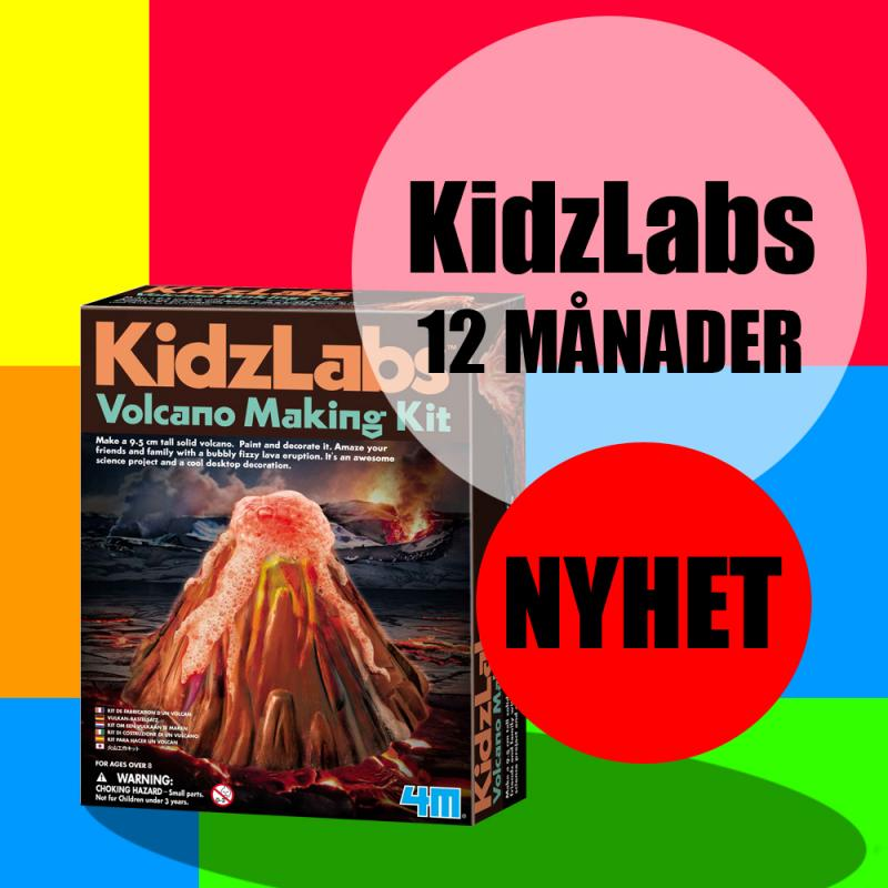 KidzLabs Experiment - NYHET