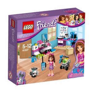 LEGO 41307 Olivias kreativa labb