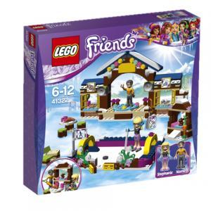 LEGO 41322 Vinterresort – skridskobana