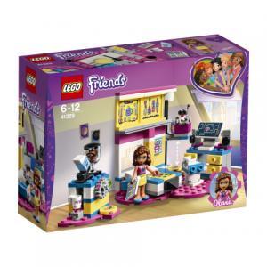 LEGO 41329 Olivias lyxiga sovrum
