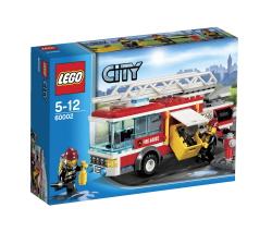 Smuk LEGO 60002 Brandbil BT-36