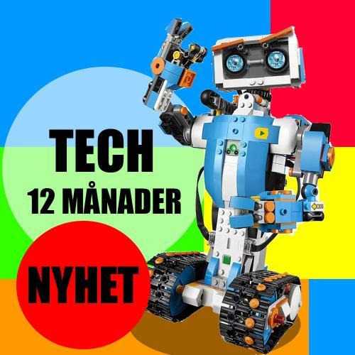LEGO technic till kreativa barn som älskar LEGO ge bort en kreativ prenumeration i present eller juklkapp till ditt barn eller barnbarn. LEGO technic för de lite äldre och kreativare barnen, kanske i present eller julklapp.