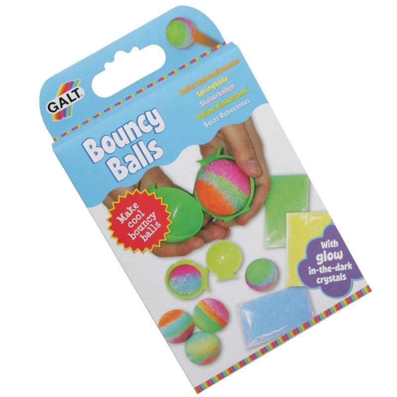 Pyssla och gör dina egna studsbollar från Galt, pyssel för barn i present eller julklapp, kreativa leksaker en uppskattad prenumeration för barn