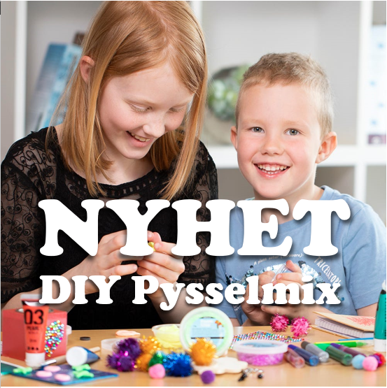 DIY Pysselmix - NYHET!