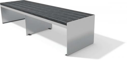 Wall Street 510 bench