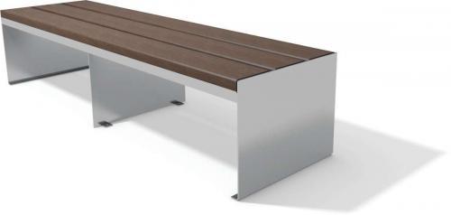Wall Street 317 bench