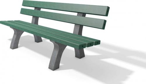 Piccadilly bench