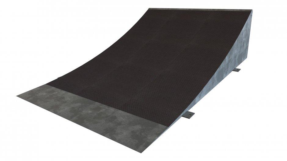 Kicker H0.45xW1.2x1.8m